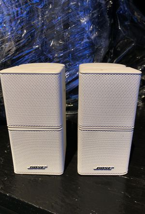 Bose Jewel Cube Speakers for Sale in Tinton Falls, NJ