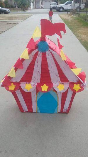 Circus pinata for Sale in Bellflower, CA