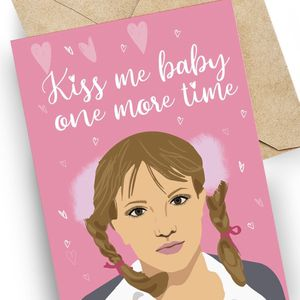 Britney Spears Valentine card for Sale in Saint Paul, MN