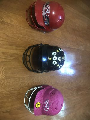 Softball bats helmets gloves and more for Sale in Austin, TX