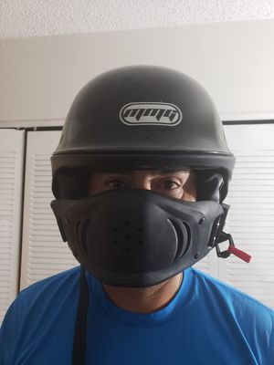 Motorcycle helmet MMG for Sale in Miami, FL