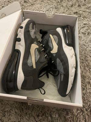 Air max 270 react size 9 for Sale in Fresno, CA