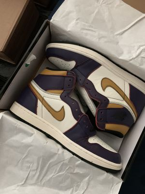 Jordan 1 court purple LA for Sale in Harlingen, TX