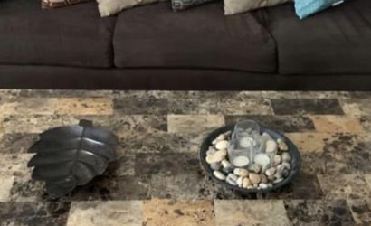 Faux Marble Top End Tables & Coffee Table for Sale in St. Louis,  MO