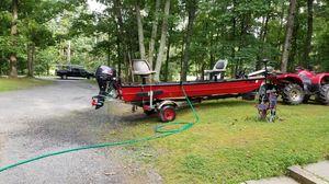 "Starcraft 14ft Jon boat 36"" wide. for Sale in Bealeton, VA"