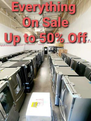 Appliances 4 Less Las Vegas, Save Up to 50% Off, Refrigerators, Washers, Dryers, Microwaves, Dishwashers, Stoves, Ovens, Ranges, Best Deal, Super Sale for Sale in Las Vegas, NV