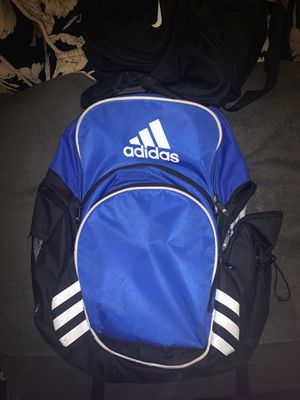 Adidas backpack for athletics, Nike duffel for Sale in Romulus, MI