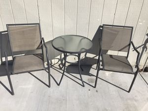 Patio Set for Sale in Fort McDowell, AZ