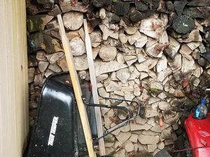 Bundle of seasoned logs for 2 bucks for Sale in Lake Stevens, WA