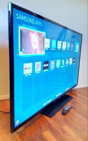 """55"""" SAMSUNG LED SMART HDTV ( FREE DELIVERY )* for Sale in Los Angeles, CA"""