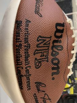 NFL Football Signed By 1992 New Orleans Saints for Sale in Houston,  TX
