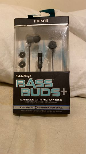Very loud headphones for Sale in District Heights, MD