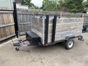 Utility trailer 4x8 for Sale in Joliet, IL