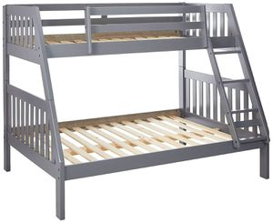☀️🥵🤑 1018 SUMMER SALE CLEARANCE☀️🥵🤑 Mission Dark Twin/Full Bunk Bed JULY 2020 SALE FAST DELIVERY CHARLOTTE AREA 🚚🔥🔥***buysmart and SAVE 💰!!!! for Sale in Matthews, NC