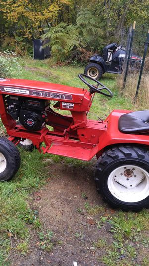 WHEEL HORSE Charger 10 for Sale in Seabeck, WA