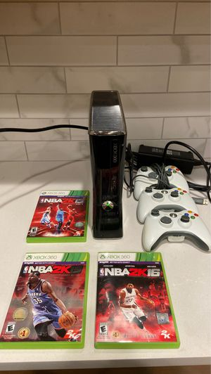 XBOX 360 Controllers and Games for Sale in Longview, WA