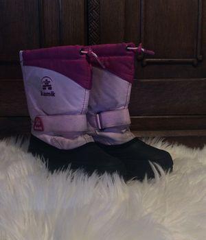 Kamik snow boots kids for Sale in Mukilteo, WA