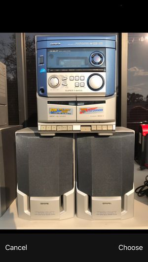 Stereo system for Sale in Orlando, FL