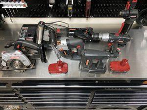 7 Piece Craftsman 19.2V Power Tool Set for Sale in Gilbert, AZ