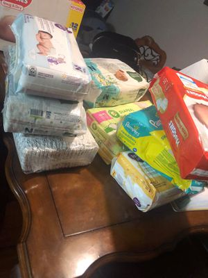Diapers ‼️ for Sale in Goodyear, AZ