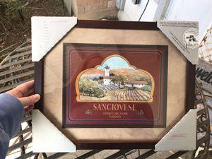 15x12 photo decor - never used originally $39.99 for Sale in San Jose, CA