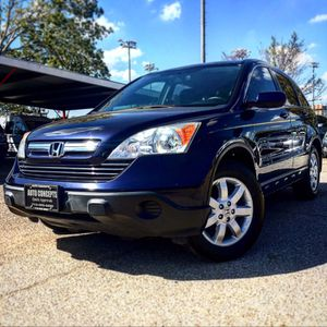 2005 Honda CRV 81k mileage only SE with Black leather *IN HOUSE FINANCE* *FINAMCIAMIENTO EN CASA* for Sale in Houston, TX