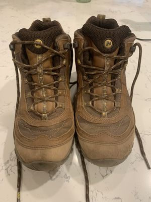 Merrell Size 8 Women's Hiking Boots for Sale in San Francisco, CA