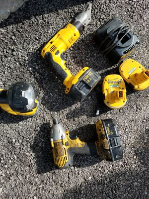 Cordless Power tools for Sale in Dallas, TX