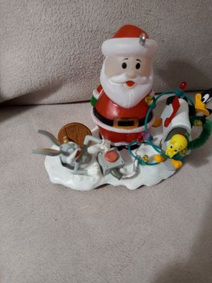 Christmas ornament Santa with characters for Sale in Oakdale, CA