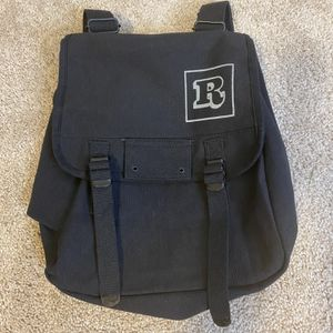 Black Denim Backpack Satchel Purse for Sale in Everett, WA