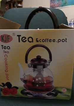 Tea and coffee pot glass for Sale in Annandale,  VA