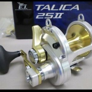 Shimano Talica 25ii Fishing Reel for Sale in Hacienda Heights, CA