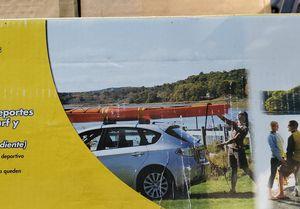 Kayak, paddleboard, canoe and surfboard car carrier $30 for Sale in Glen Allen, VA
