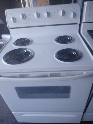 ELECTRIC STOVE WHIRLPOOL for Sale in Santa Ana, CA