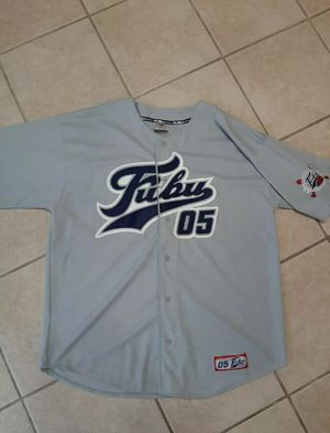 FUBU 05 Vintage Baseball Jersey Classic Collection XXL for Sale in Sioux Falls, SD