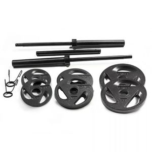 CAP Barbell Olympic Weight Set (110 LBS) + Weider Weight Plate & Storage Rack + FREE DELIVERY for Sale in Lincolnwood, IL