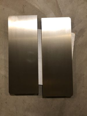 Cast iron table saw extension wings for Sale in Kirkland, WA
