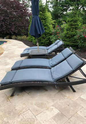 Chaise lounges (set of four) for Sale in Brentwood, TN