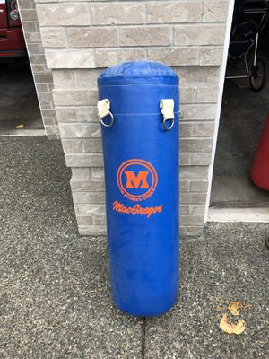 Punching bag display model for Sale in Puyallup, WA