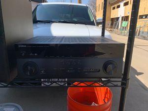 Yamaha stereo - AV receiver for Sale in Denver, CO