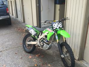 Kx250f dirt bike 2011 for Sale in Portland, OR