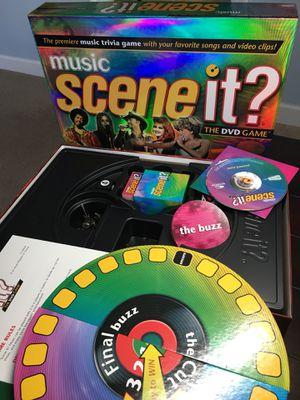 Music Scene It Board Game for Sale in Nashville, TN