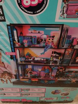 LOL OMG dollhouse for Sale in Killeen,  TX
