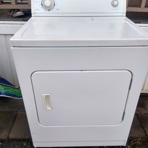 Electric Dryer -secadora Electrica for Sale in Stockton, CA