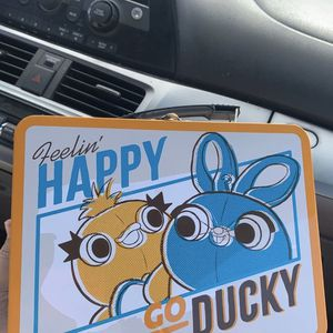 Toy story ducky and bunny lunch box for Sale in Bealeton, VA