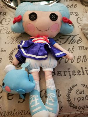 Large Lalaloopsy plush for Sale in Largo, FL