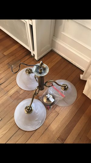 Framburg light fixture for Sale in Cleveland, OH