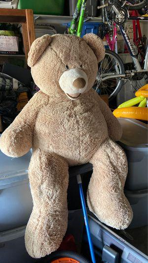 Giant teddy bear for Sale in Fair Oaks, CA