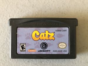 Gameboy Advance Catz game for Sale in Wildwood, MO