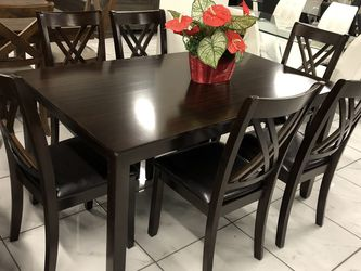 7pc Dining Set ✅Financing Available ✅No Credit Needed for Sale in Enterprise,  NV